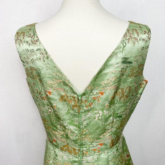 Vintage Two Piece Dress - image 4