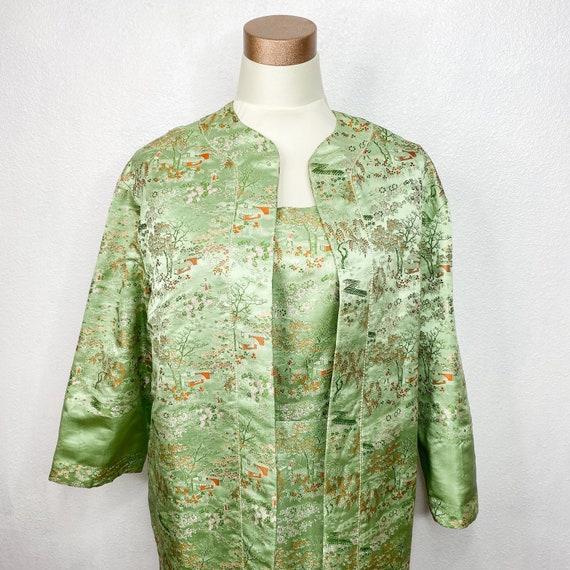 Vintage Two Piece Dress - image 2