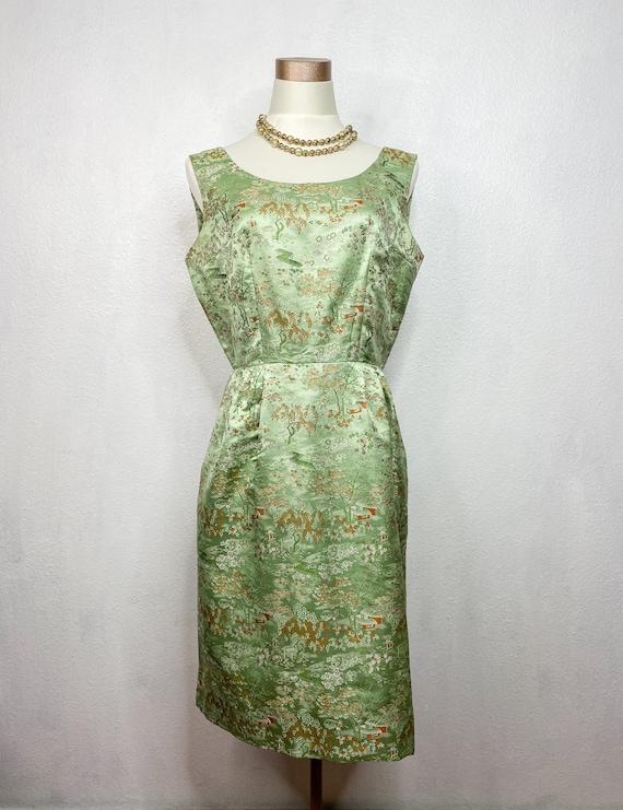 Vintage Two Piece Dress - image 3