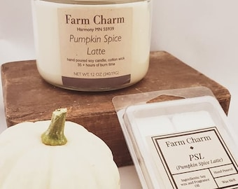 Pumpkin Spice Latte. You either love it or hate it. But these are sure to hit you in all the Fall feels!
