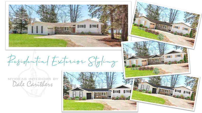 Residential Exterior Styling Consultation  E-Design  Remote image 0