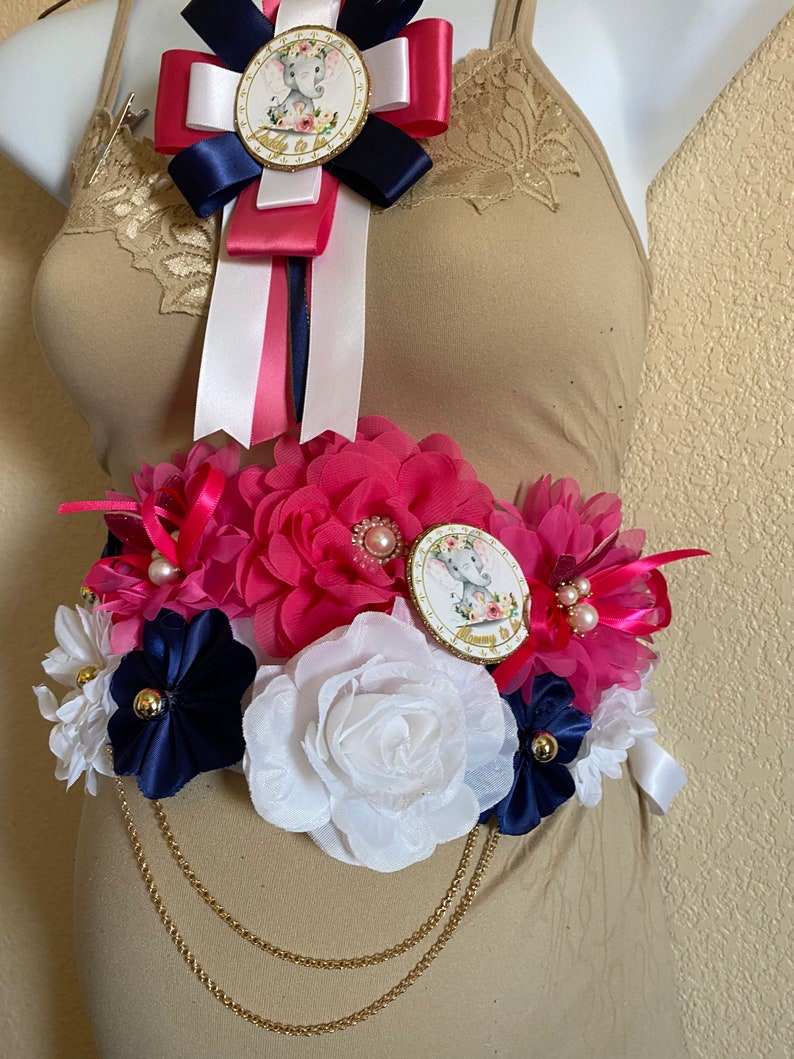 Maternity sash set