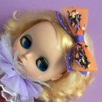 Blythe Bows - Trick or Treat
