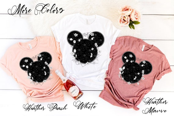 Disney Boho Shirt Minnie T-Shirt Disney Floral Shirt,Cheetah Disney Shirt Disney Cheetah Shirt Personalized Disney Shirt Cheetah Shirt
