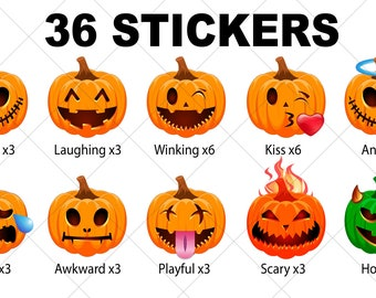 Stickers Macbook Pro Laptop Stickers Pumpkin Stickers Halloween Stickers Decal Macbook Decal Jack O Lantern Vinyl Sticker