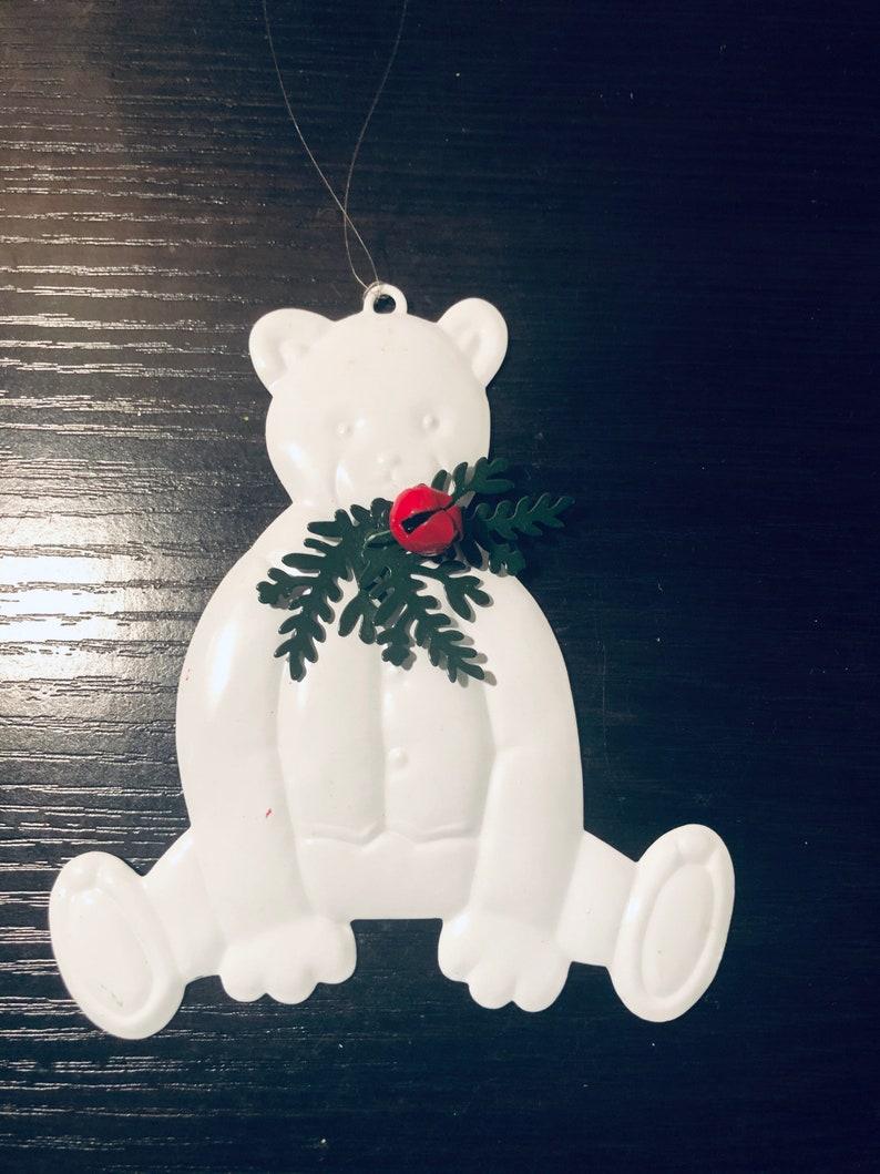 Holiday Shop Christmas Christmas Ornaments Kitchen Dept 56 Bear Christmas Ornament Home Decor Antiques Couple Gift