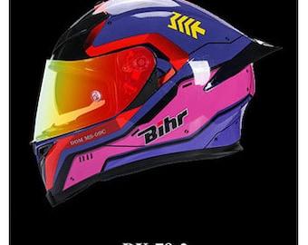 Gundam Bihr Motorcycle Helmet (1/1 Wearable)
