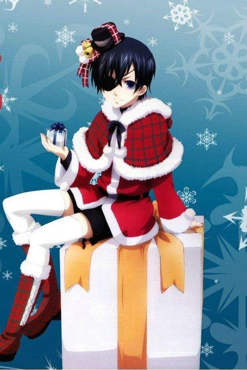 Christmas Ciel