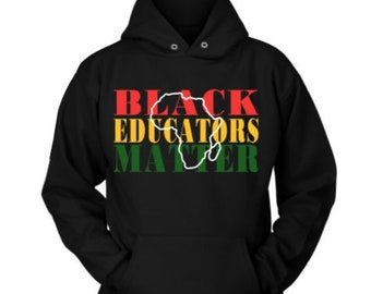 Black Professionals Matter Unisex Adult Pullover Hoodie