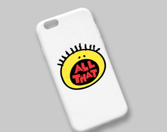90's All That Adhesive Vinyl Decal