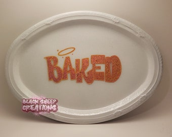 Baked Rolling Tray