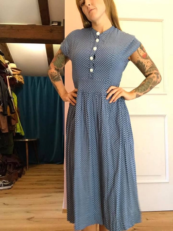 Dress 50s 50s dress