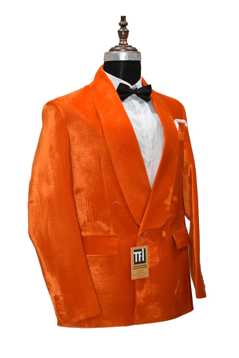 Special Gift For Him Men/'s Smoking Jacket Wedding Party Wear Coat