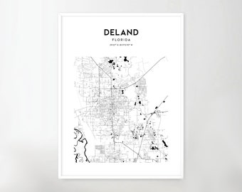 Deland florida map | Etsy on deland skatepark, flagler beach, ponce inlet, deland il, united states land use map, port orange, deland florida, deland to orlando, stetson university map, new smyrna beach, deland courthouse, st. augustine, city of ormond beach map, volusia county, orange city, deland weather, florida map, broward county, altamonte springs, city of orlando road map, fdot district 1 map, winter park,
