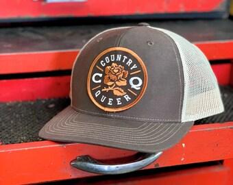 CQ Patch Trucker Hat