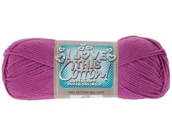 I Heart Knitting Love Rainbow Yarn Ball Monogram Turquoise Gemline Zip Tote Gift