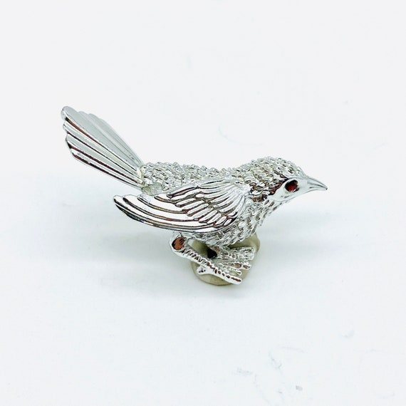 Sarah Coventry Bird Brooch