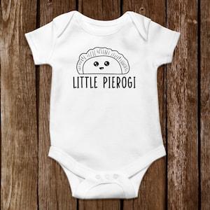 Dziadek/'s Little Pierog Baby Bodysuit