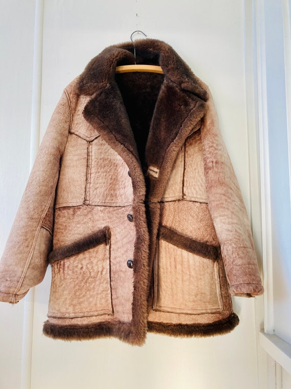 Authentic Sheepskin Jacket