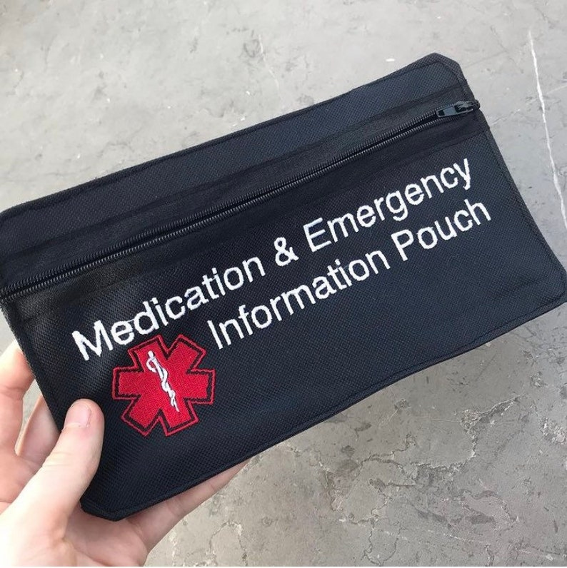 Medication pouch