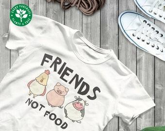 Veggielicious Men/'s T-Shirt Vegan Clothing Plant Powered Vegetarian Gift