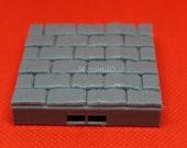 3D Terrain Dungeon 10 x10 Sewer Ground Tile (2x2) Dragonlock 28mm