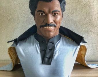 Bust Lando Calrissian Life Size - Handmade (Replica)