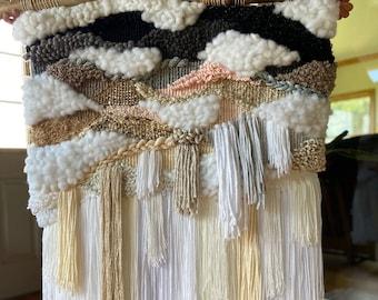 CUSTOM WEAVE custom size, custom colors, recycled materials