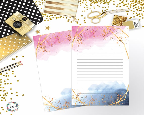 It's just a picture of Printable Stationery pertaining to princess