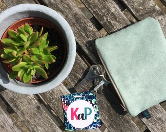 Green KaPricieuse Kit in Upcycled Upholstery Fabrics