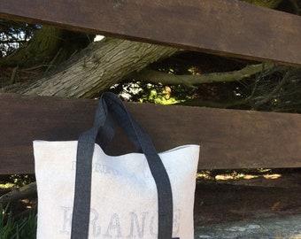 Kavale hemp bag (La Poste sorting bag)