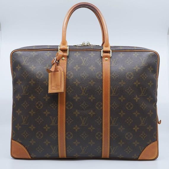 Louis Vuitton Porte-Documents Voyage Briefcase