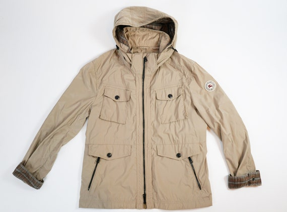 Burberry Beige Raincoat