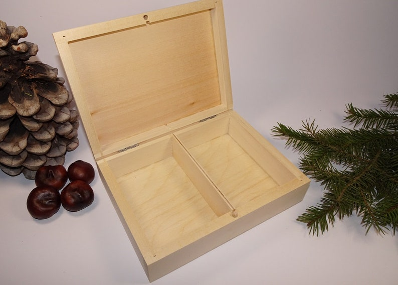 Handmade Small Wooden Box  For Playing Cards Wedding Rings  Many Colours    Minimalist Scandinavian Style Jewellery