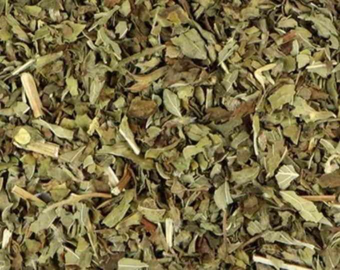 Lemon Balm C/s Herb 2 Oz ***Start your own Herbal Apothecary Collection*** Free Shipping
