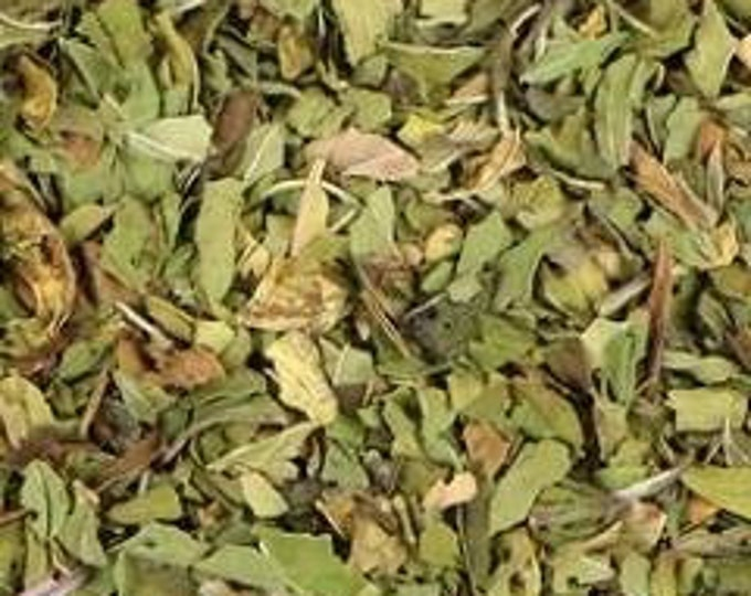 Peppermint Leaf C/s Herb 2 Oz ***Start your own Herb Apothecary Collection*** Free Shipping
