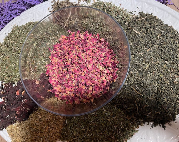 Women's Herbal Yoni Steam Blends (Herbs Only)