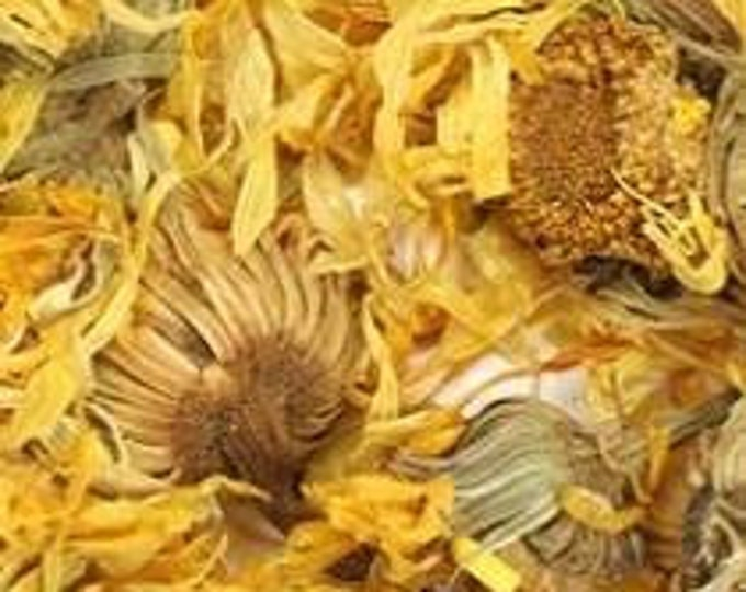 Marigold (Calendula) Petals Herb 2 Oz ***Start your own Herb Collection*** Free Shipping