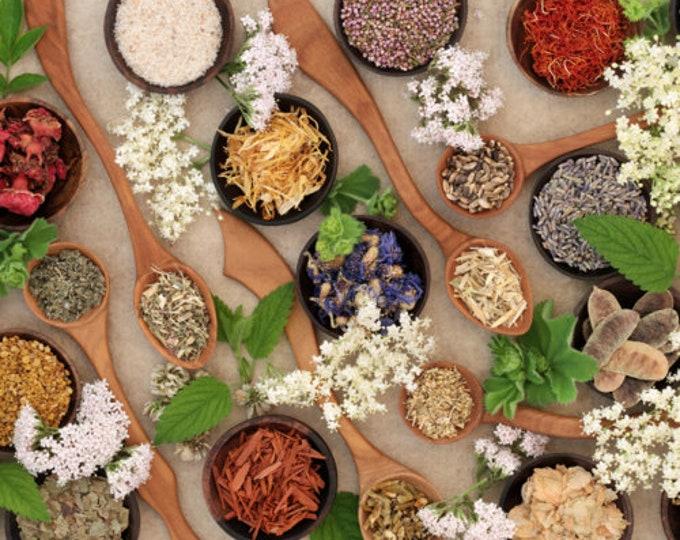Women's Herbal Yoni Steam Kit (Steaming Herbs +16oz Sea Moss +Steam Basin)