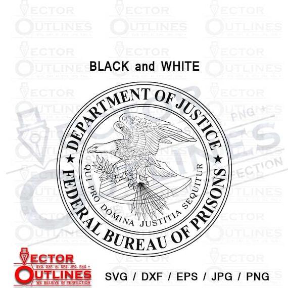 Federal Bureau Of Prisons , Free Transparent Clipart - ClipartKey