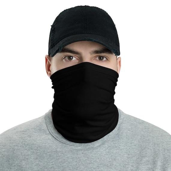 Unisex Tube Scarf Bandana Head Face Cover Neck Gaiter Snood Headwear Beanie Caps