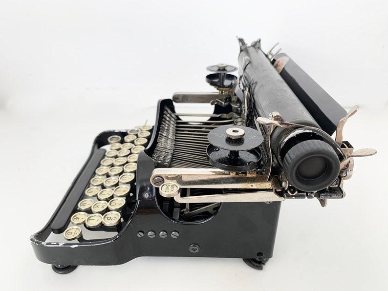 QWERTY Made In The USA 1917 Folding Corona No Fully Working Typewriter Christmas Gift 3 Typewriter