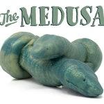 Medusa -  Fantasy Dildo - Monster Dildo - Animal Dildo - D&D Inspired Sex Toy. Geeky gift for your partner or yourself!
