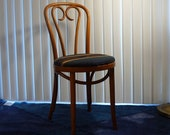 Vintage Thonet Bentwood Cafe Chair Made In Poland ZMG