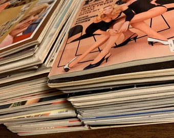 Mystery Vintage Playboy **DISASTER RELIEF FUNDRAISER**