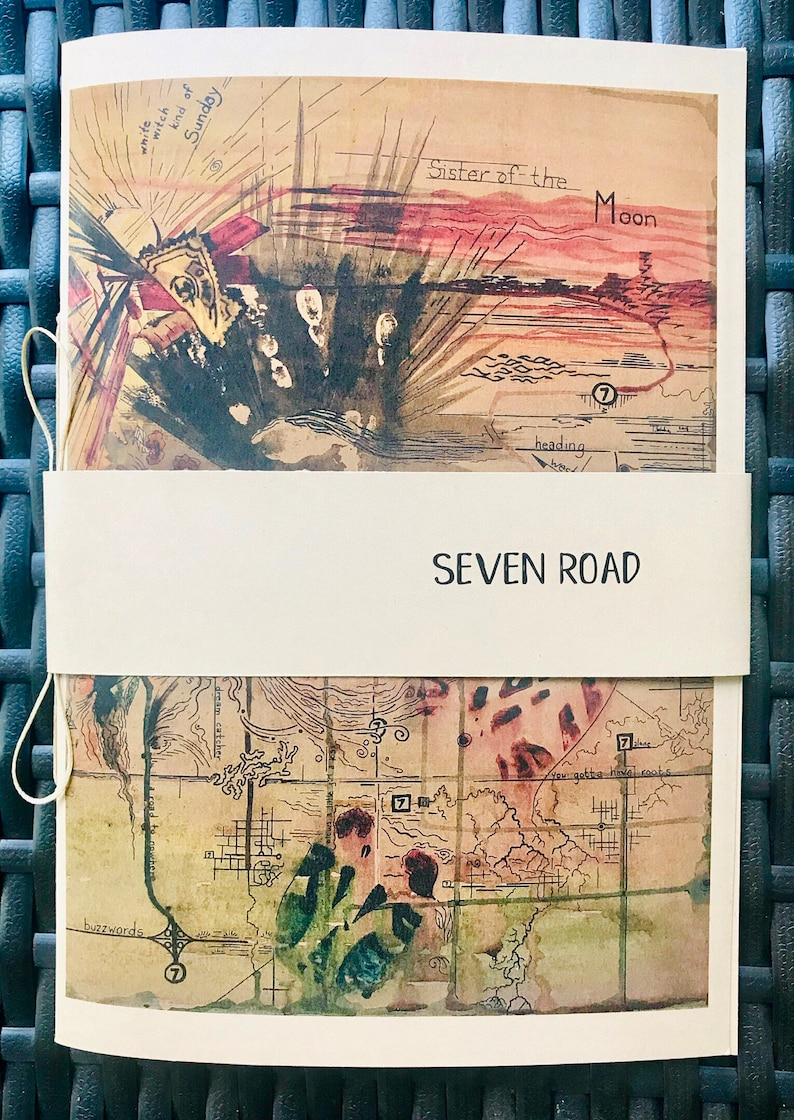 Seven Road & Other Poems: A Chapbook image 0