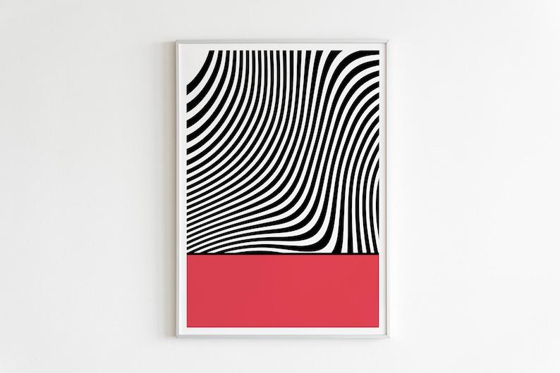 cross and line prints Scandinavian Home decor Abstract art Wall art print Black print Mid century modern print Set Of 2 Prints