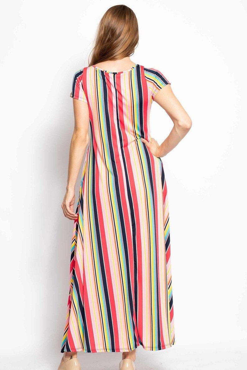 Breezy Summer Maxi Dress