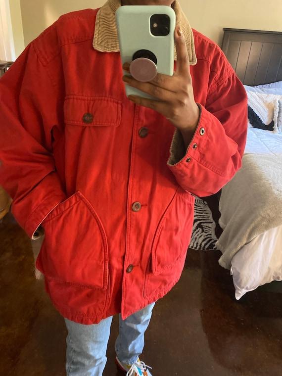 Vintage chore jacket - image 2