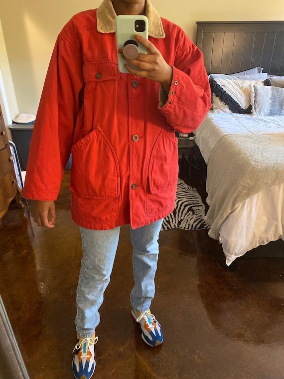 Vintage chore jacket - image 1